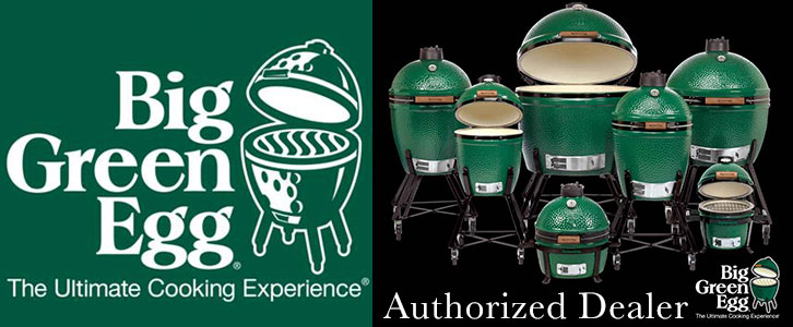 big green egg authorized dealer
